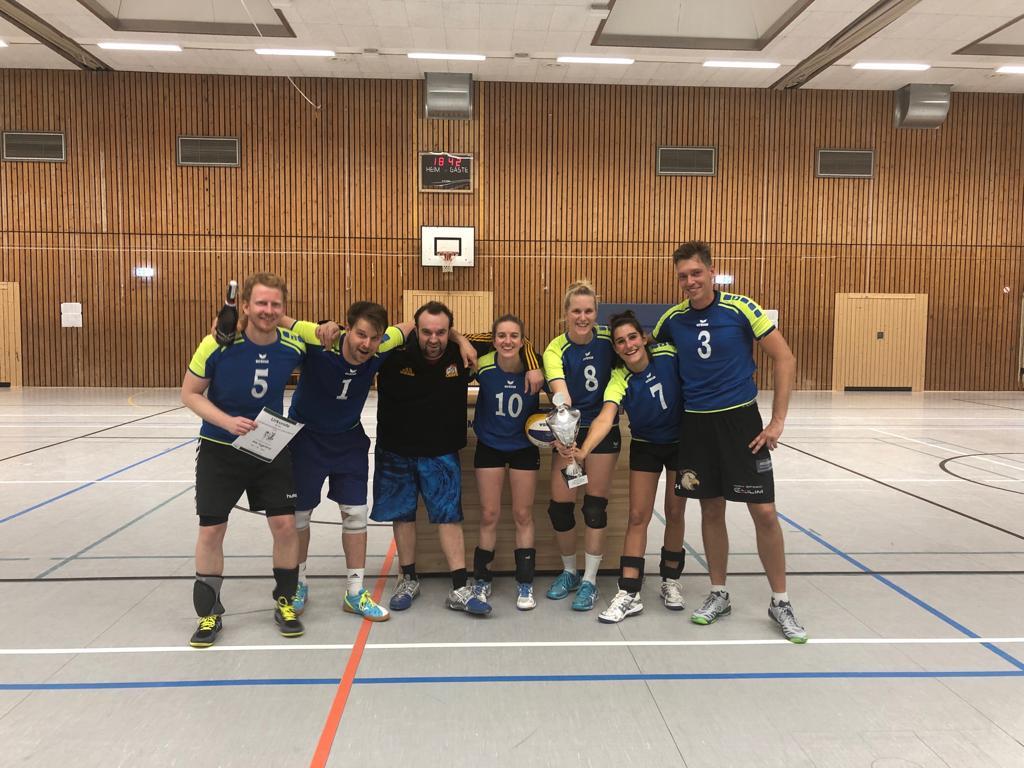 Volleyballturnier Lehrer