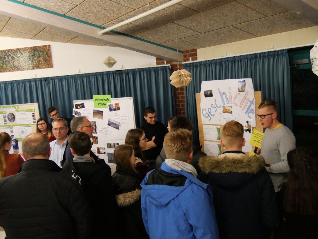 Tage der offenen Tür — Bilder von unseren diesjährigen Informationsveranstaltungen