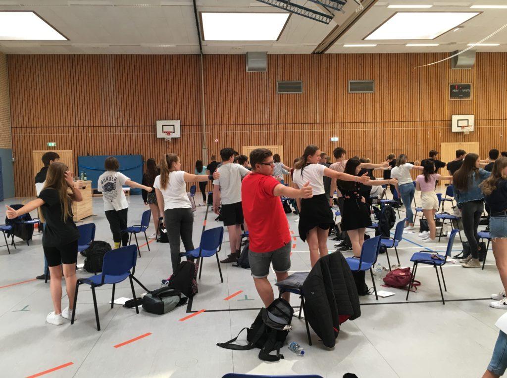 """""""Ich will und chill'""""- ZRM Seminar an der RHS Trappenkamp"""