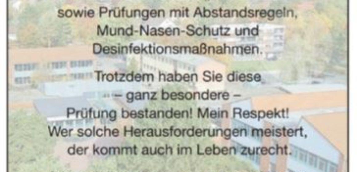 Grußworte BM H. Krille